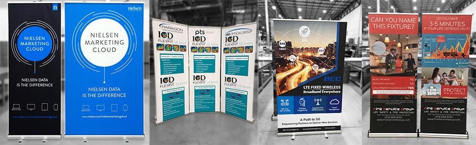 GLM Displays' Top 5 Portable Trade Show Displays - GLM Displays LLC